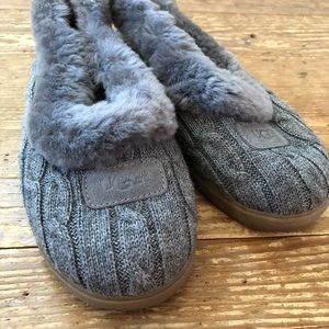 Ugg Rylan Cable Knit Slippers
